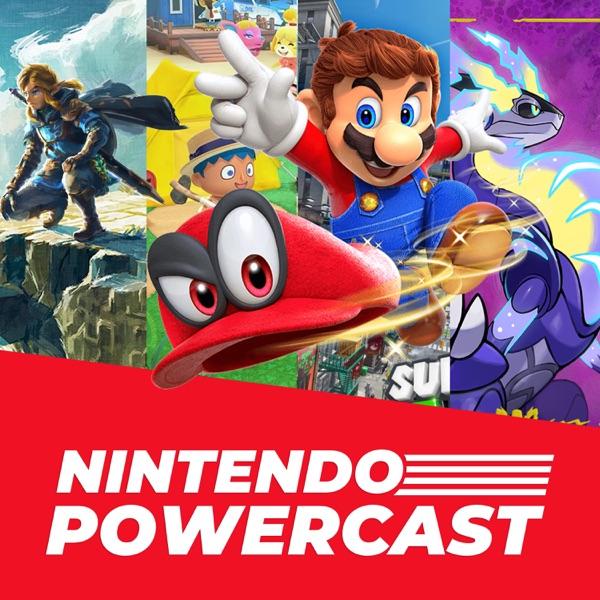 Nintendo Power Cast