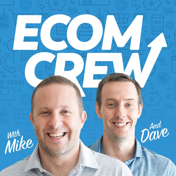 EcomCrew | Actionable eCommerce Shopify and Amazon FBA Advice
