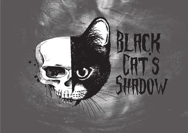 Black Cat's Shadow