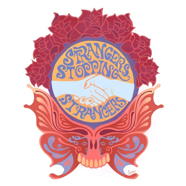 Strangers Stopping Strangers- Grateful Dead Community Stories Podcast