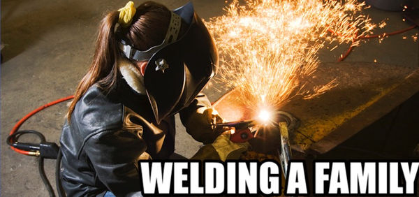 Welding a Family Podcast