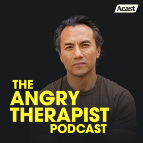The Angry Therapist Podcast: Ten Minutes of Self-Help, Therapy in a Shotglass for fans of Joe Rogan Experience