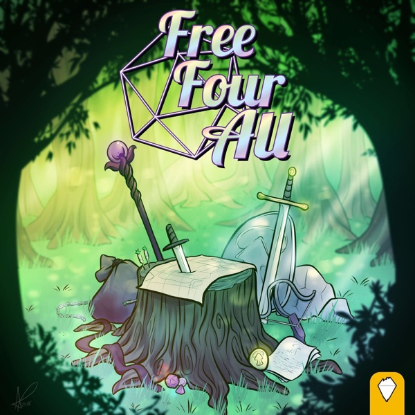 Free Four All: an Actual Play RPG Adventure