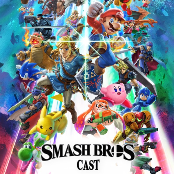 Smash Bros Cast