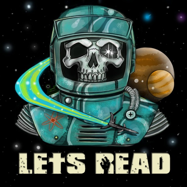 The Lets Read Podcast