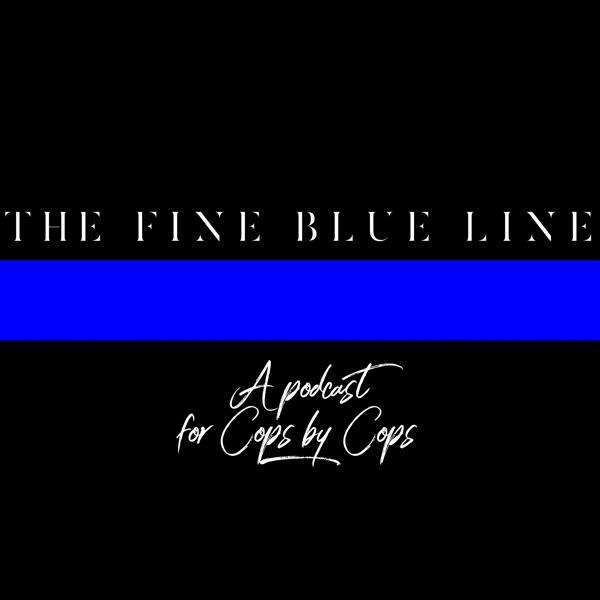 Fine Blue Line Podcast   Law Enforcement