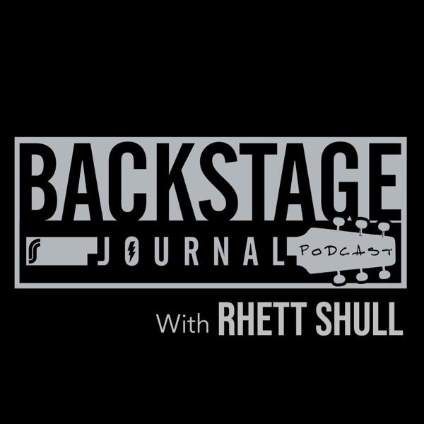 Backstage Journal Podcast with Rhett Shull