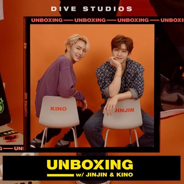 UNBOXING w/ JINJIN & KINO