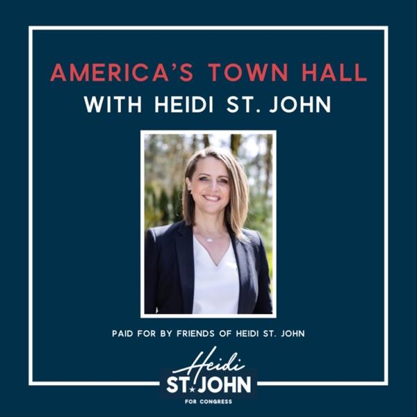 America's Town Hall with Heidi St. John