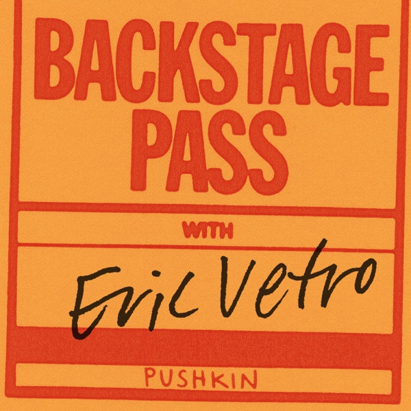 Backstage Pass with Eric Vetro