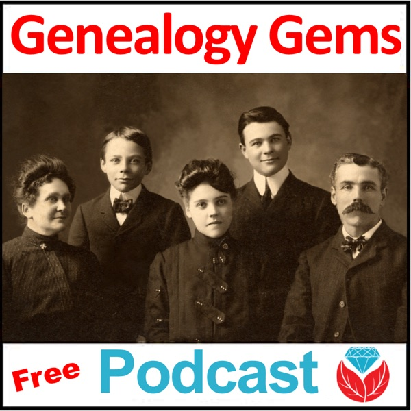 The genealogy gems podcast with lisa louise cooke your family the genealogy gems podcast with lisa louise cooke your family history show podcast republic fandeluxe Images