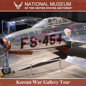 Korean War Tour - National Museum of the USAF
