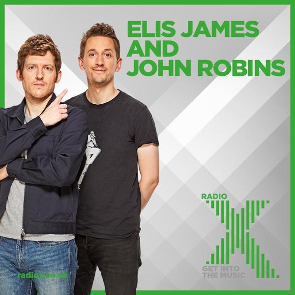 Elis James and John Robins on Radio X Podcast Podcast Republic