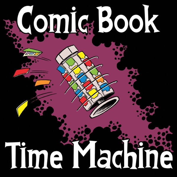 Comic Book Time Machine